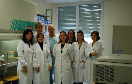 Laboratorio Di Immunologia Clinica diretto dal Prof. Andrea Velardi