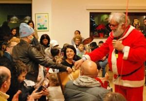 I regali di babbo Natale, dicembre 2014