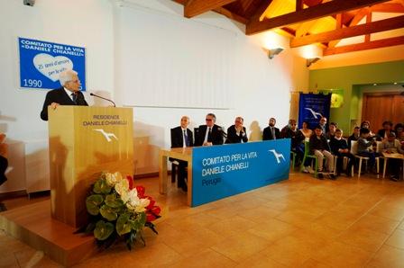 Il discorso del Presidente Mattarella