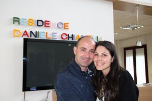 Luisa Fuoco e Nicandro