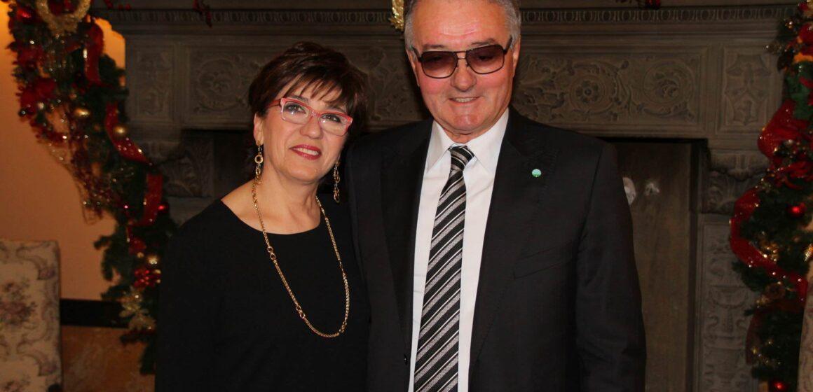Luciana e Franco Chianelli