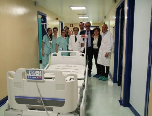 Nuove apparecchiature per i Reparti di Ematologia e Oncoematologia pediatrica