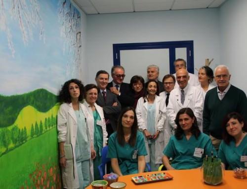 Inaugurato l'ambulatorio psico- sociale al reparto di Ematologia