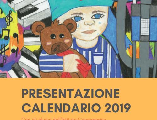Calendario 2019, il grande cuore degli alunni di Trevi