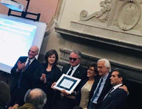 """Nuovo riconoscimento ai coniugi Chianelli, a Spello il premio """"Carlo Chiara"""""""