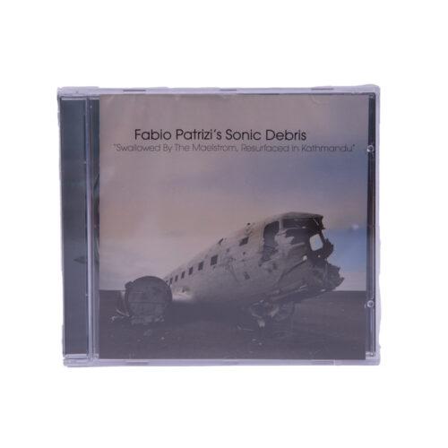 """Fabio Patrizi's Sonic Debris """"Swallowed By The Maelstorm, Resurfaced In Kathmandu"""""""